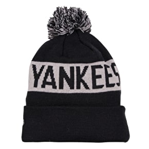 New Era MLB Team Tonal Knit Beanie - New York Yankees