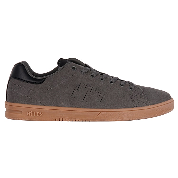 Etnies Callicut LS Skate Shoes - Charcoal