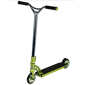 MGP VX5 Extreme Complete Scooter - Lime/Chrome