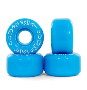Rio Roller Quad Skate Coaster Wheels - Small 55mm