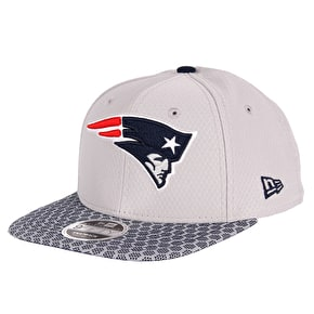 New Era NFL Sideline 9Fifty Cap - New England Patriots
