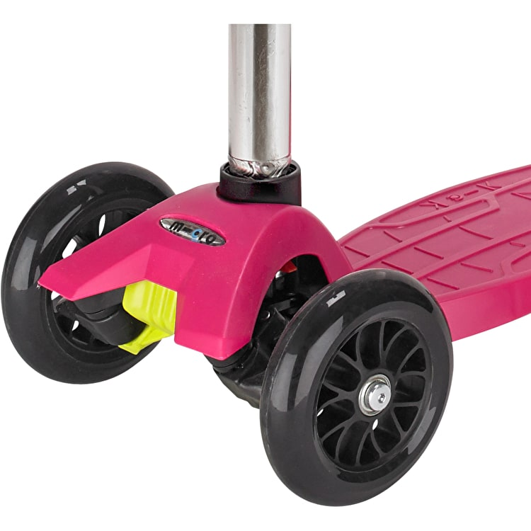 Maxi Micro T-Bar Scooter - Raspberry