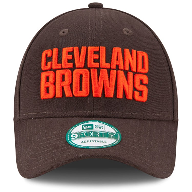 New Era Cleveland Browns NFL The League 9FORTY Cap - Brown