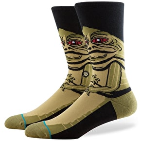 Stance x Star Wars Jabba Socks