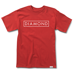 Diamond Future T-Shirt - Cardinal Red
