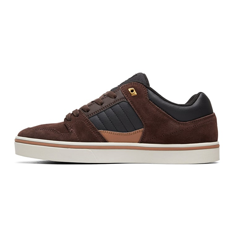 DC Course 2 SE Skate Shoes - Brown Combo