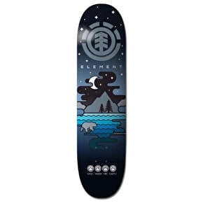 Element Camping Twig Skateboard Deck 7.625
