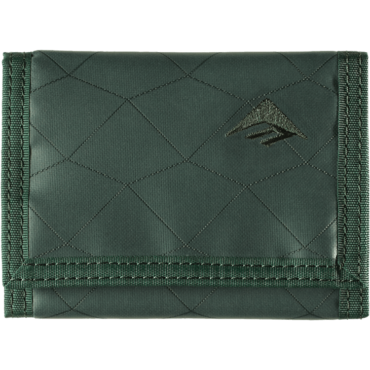 Emerica Recruit Wallet - Green