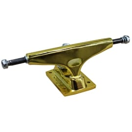 Krux Krome Skateboard Trucks - Gold