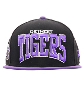 New Era 59Fifty Detroit Tigers Pro Arch Fitted Cap