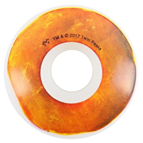 Habitat x Twin Peaks Glazed Wheels -  49mm