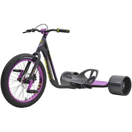 Triad Syndicate 3 Drift Trike - Black/Purple