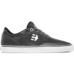 Etnies Marana Vulc Shoes - (Willow) Grey/Grey/Black