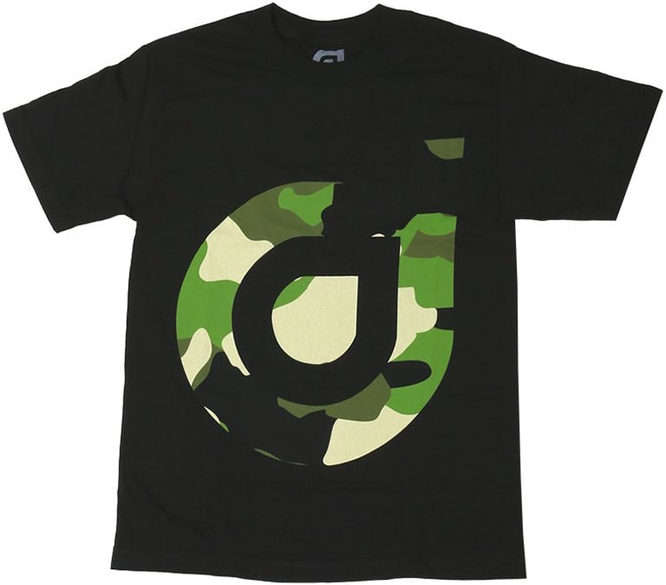 Image of District Supply Co. Logo T-Shirt - Black