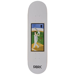 Fabric Stamps Skateboard Deck - Cricket 8.5