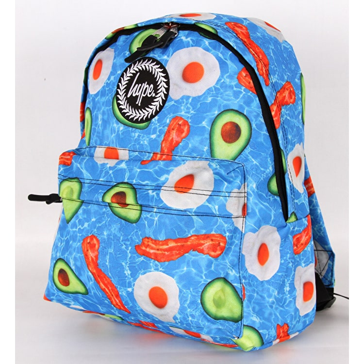 Hype Hipster Lunch Backpack - Multi