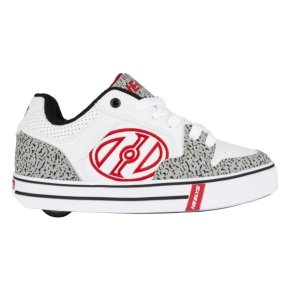 Heelys Motion Plus - White/Grey/Elephant