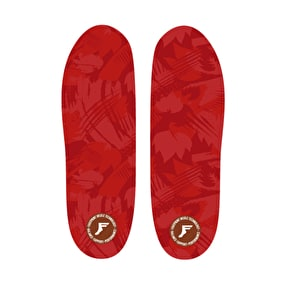 Footprint Kingfoam 5mm Flat Insoles - Red Camo