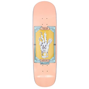 Welcome Philosopher's Hand Skateboard Deck - 8.75