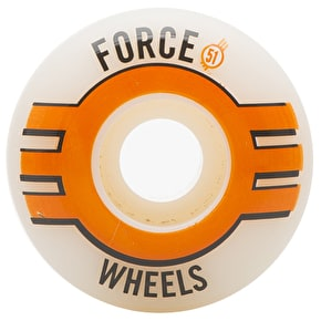 Force Strike 2017 Skateboard Wheels - 51mm
