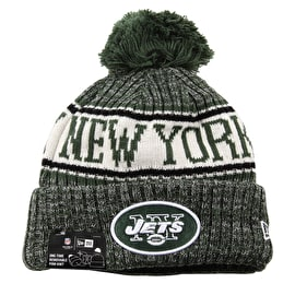New Era NFL Sideline Beanie 2018 - New York Jets