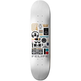 Plan B Essentials Skateboard Deck - Felipe 8