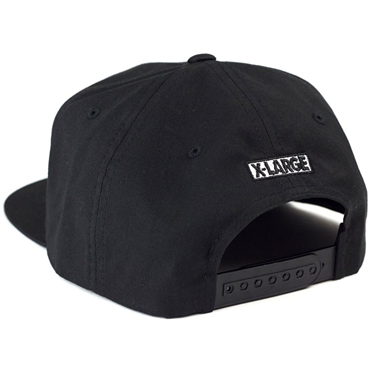 X-Large Full OG Cap - Black