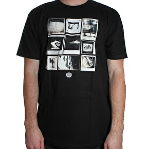 The Berrics Instaberrics T-Shirt - Black