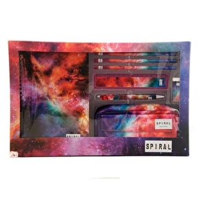 Spiral Galaxy Interstellar Stationary Set