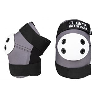 187 Elbow Pads - Grey/White