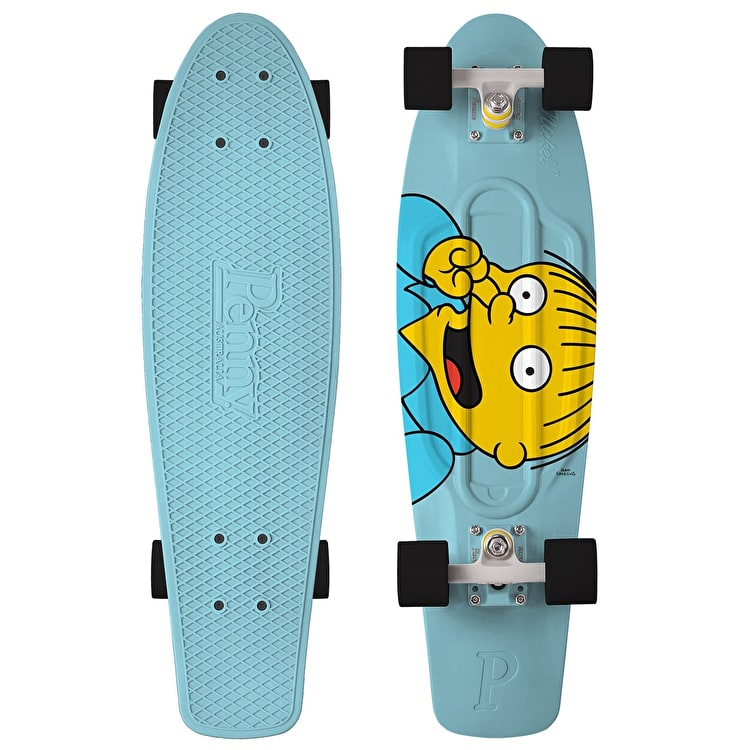 Penny X Simpsons Nickel Ralph Complete Skateboard - 27""