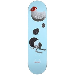Alien Workshop Skateboard Deck - Born Again Blue 8.25