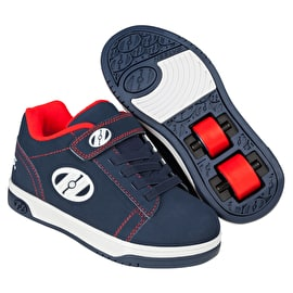 Heelys X2 Dual Up - Navy/Red/White