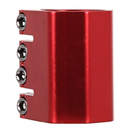 Phase Two - 35mm Quad Coffin Clamp - Red