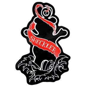 Grizzly Sheckler Inked Sticker