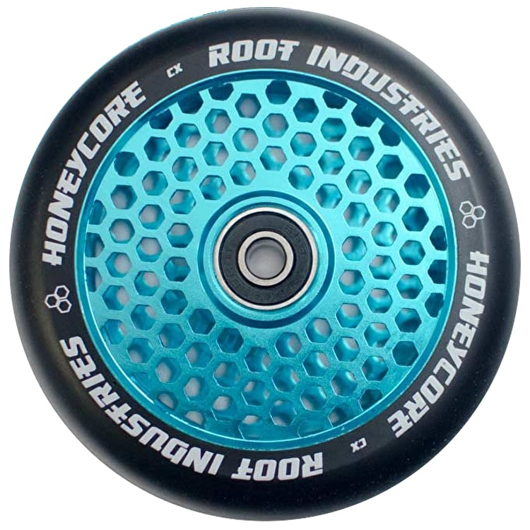 Root Industries 110mm Honey Core Scooter Wheel - Black/Blue
