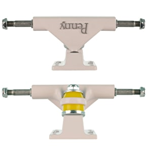 Penny Nickel Trucks - White 4