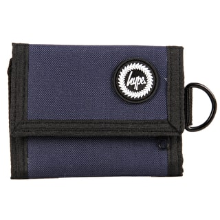 Hype Space Patch Wallet - Navy
