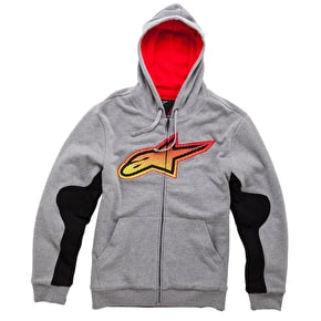 Alpinestars Passive Zip Hoodie - Heather Grey