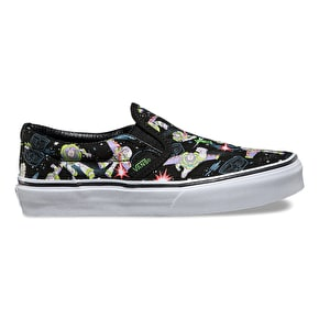 Vans x Toy Story Slip-On Kids Shoes - Buzz Lightyear/True White