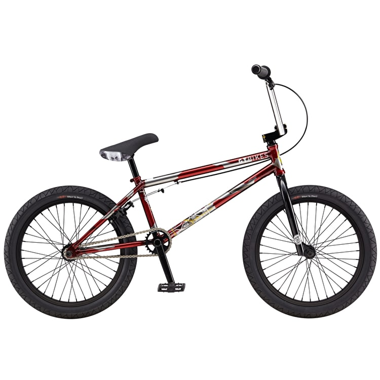 "GT 20"" Team Signature 2019 Complete BMX Bike - Red"
