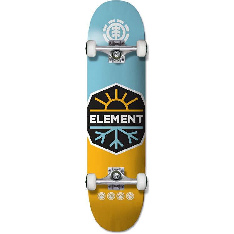 Element Climate Complete Skateboard - 8""