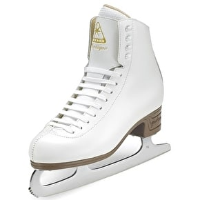 B-Stock Jackson Mystique Figure Skates- White - UK 4 (small scuff)