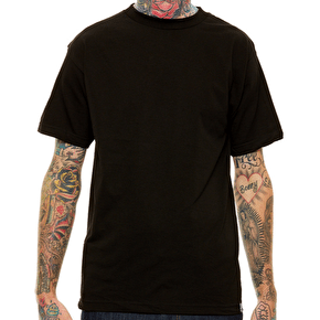 Rebel8 Basic T-Shirt - Black