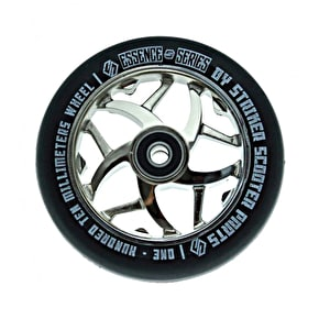 Striker 110mm Essence Scooter Wheel - Chrome
