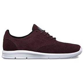 Vans ISO 1.5 Shoes - (Suede) Iron Brown/True White