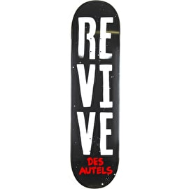 ReVive Des Autels Stencil Skateboard Deck
