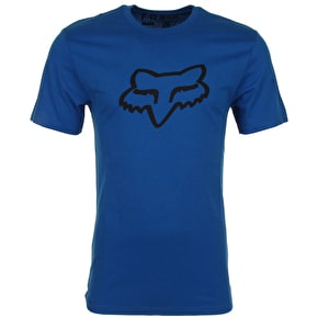 Fox Legacy Foxhead T-Shirt - Blue