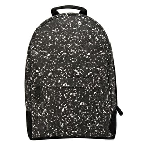 Mi-Pac Backpack - Maxwell Splattered Black/White