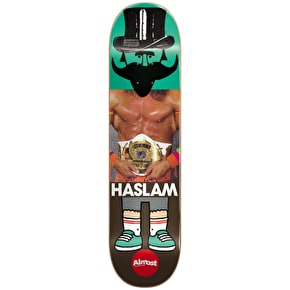 Almost Skateboard Deck - Remix Dude Impact Light Haslam 8.5